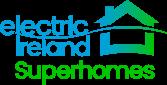 Electric Ireland Superhomes logo